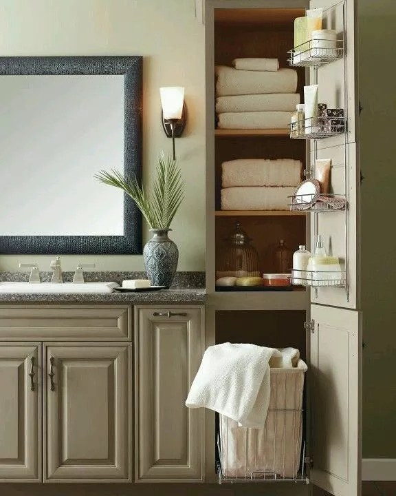 29 Bathroom Organization Ideas To Help You Get More Space