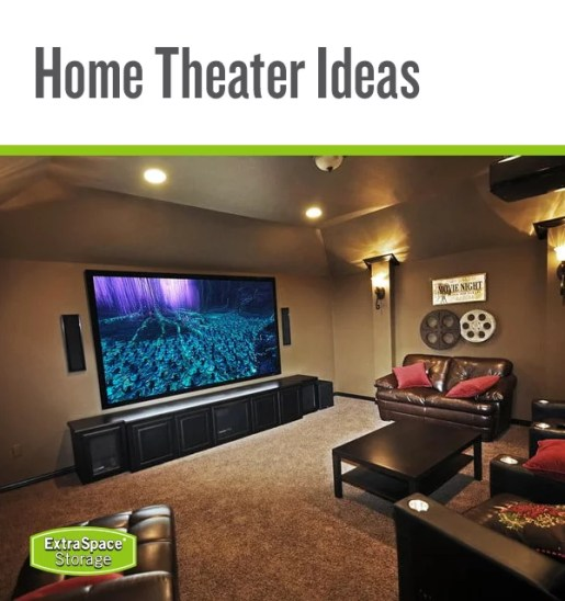 Home Theater Design Ideas Diy: Home Theater Ideas: How To Design The Perfect Room For