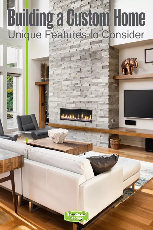 Unique Features to Consider in a Custom Home