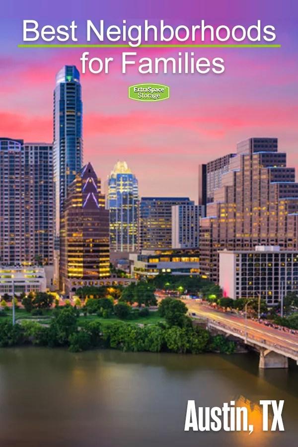 Best Neighborhoods for Austin Families