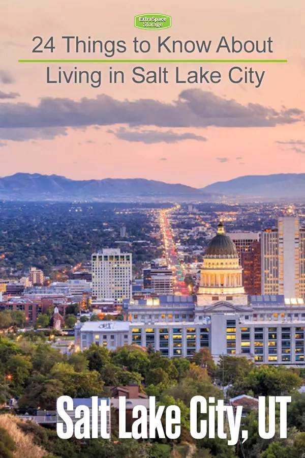 24 Things to Know About Living in Salt Lake City