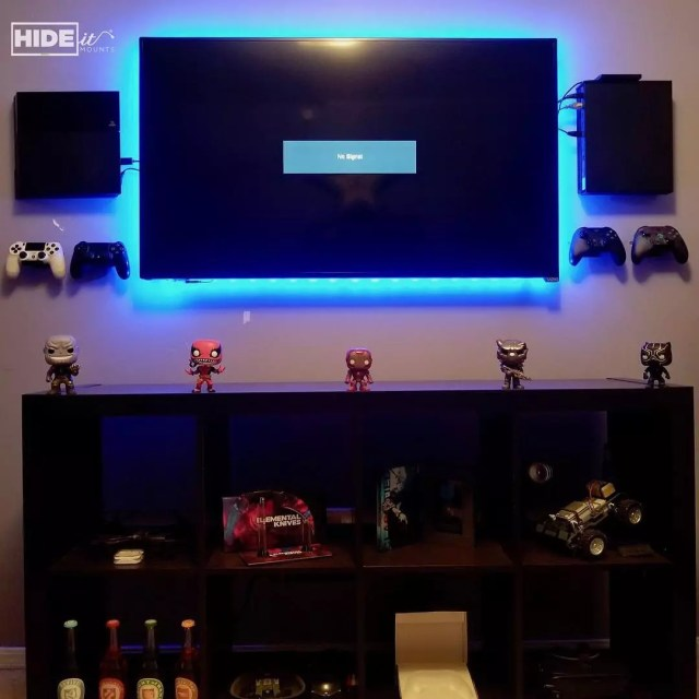 Create an Awesome Home Game Room with These 26 Ideas | Extra