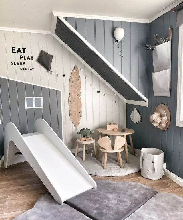 Fun Kids Rooms: 21 Fun Kids Playroom Ideas & Design Tips