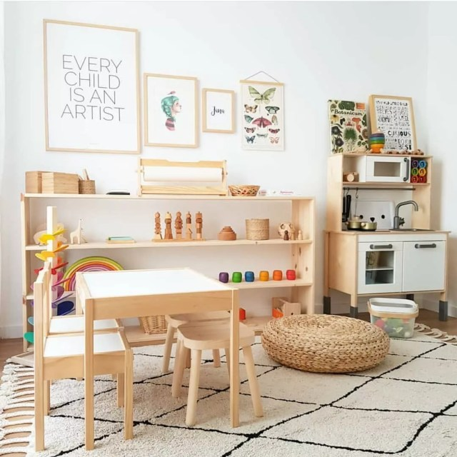 Marvelous 21 Fun Kids Playroom Ideas Design Tips Extra Space Storage Machost Co Dining Chair Design Ideas Machostcouk