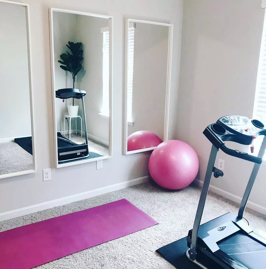 Large wall mirrors for gym u piosurf