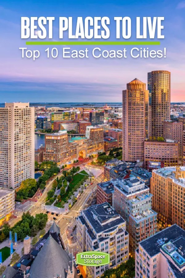 Top 10 East Coast Cities
