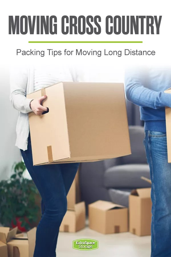 Moving Cross Country: Packing Tips