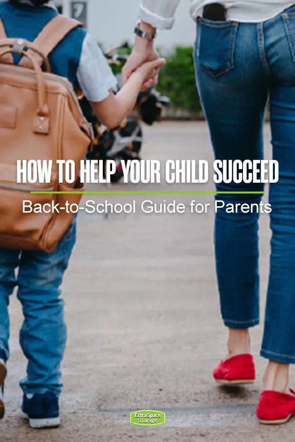 Back to School Guide for Parents