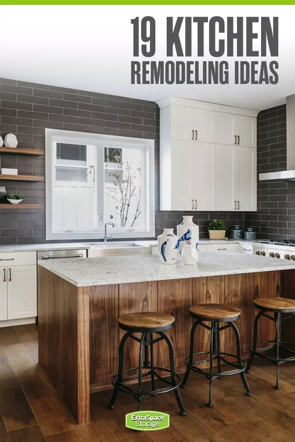 19 Kitchen Remodeling Ideas