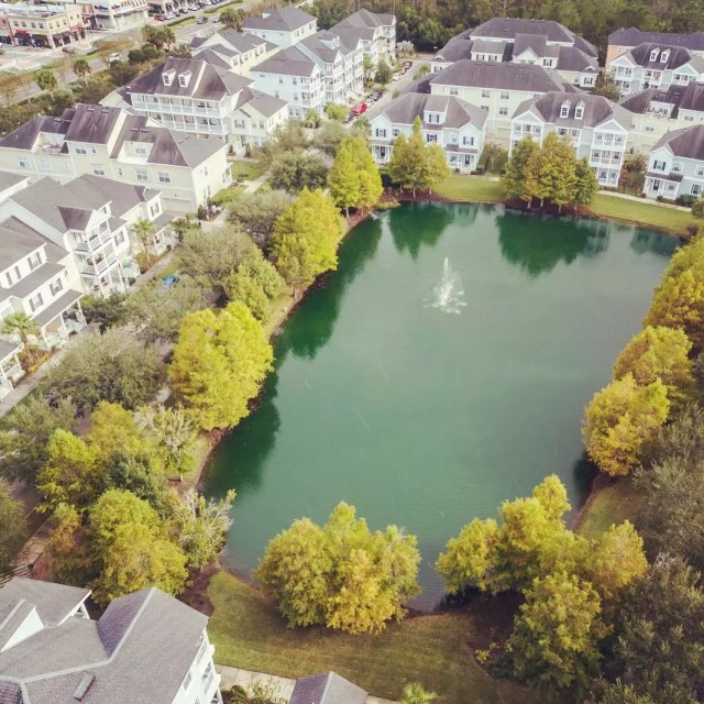 Retirement community in Winter Springs, FL. Photo by Instagram user @orlandomyhome