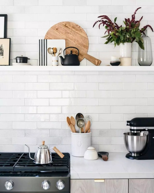 Kitchen elements and utensils. Photo by Instagram user @monicawangphoto