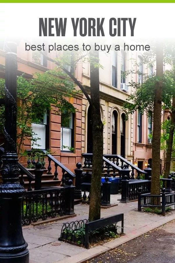 Best Places to Buy a Home in NYC