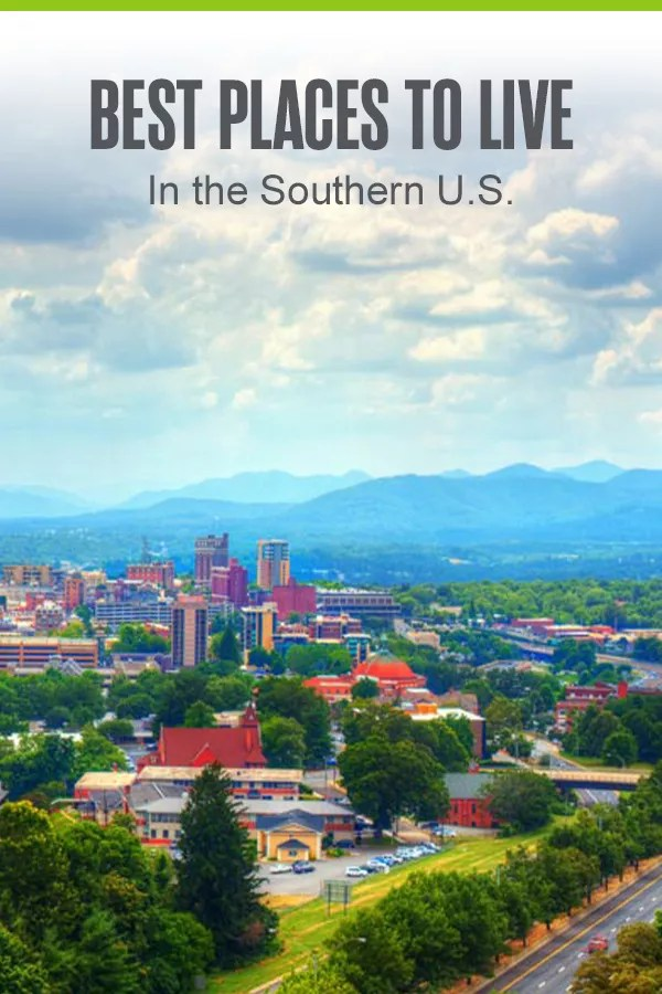 Best Places to Live in the South