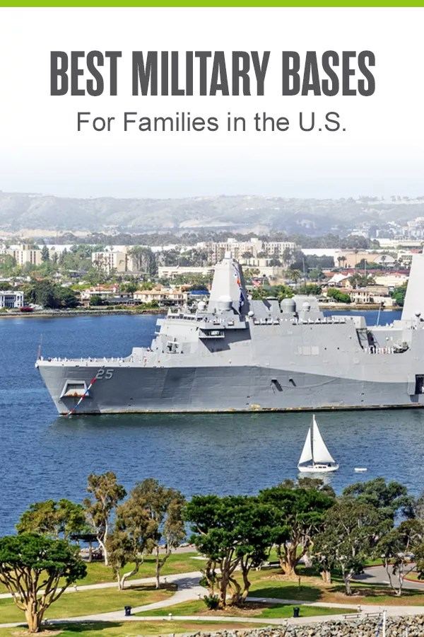 Best Military Bases in the U.S. for Families
