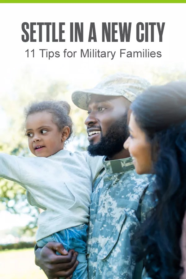 Relocation Tips for Military Families