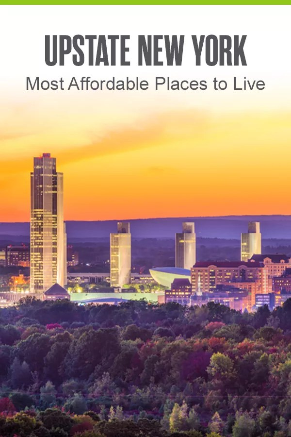 Most Affordable Cities to Live in Upstate New York