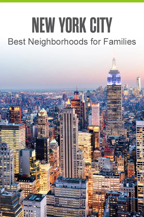 Best Neighborhoods for Families in NYC