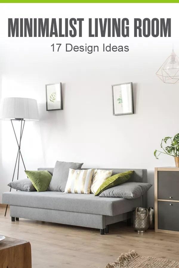 Pinterest: Minimalist Living Room: 17 Design Ideas