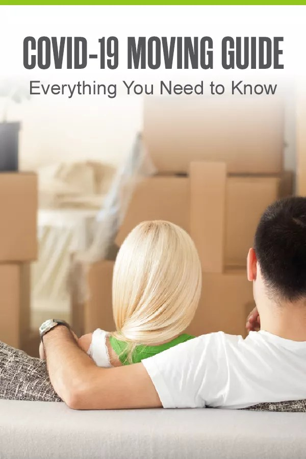Pinterest Image: COVID-19 Moving Guide: Everything You Need to Know