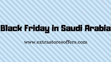 الجمعة السوداء في السعودية