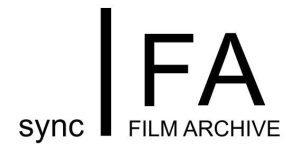 Logo Sync Film Archive