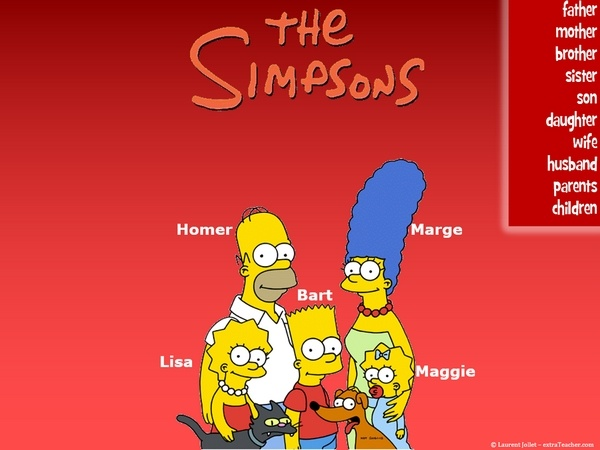 The Simpsons Powerpoint