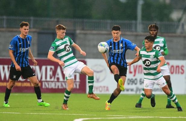 Extratime.com - Extratime.ie - League Report: Athlone Town 0 - 4 Shamrock  Rovers II