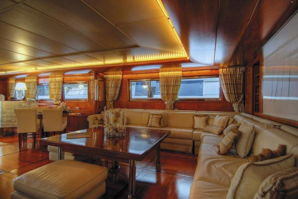 CD Two Motor Yacht Keenly For Sale At Camper Amp Nicholsons