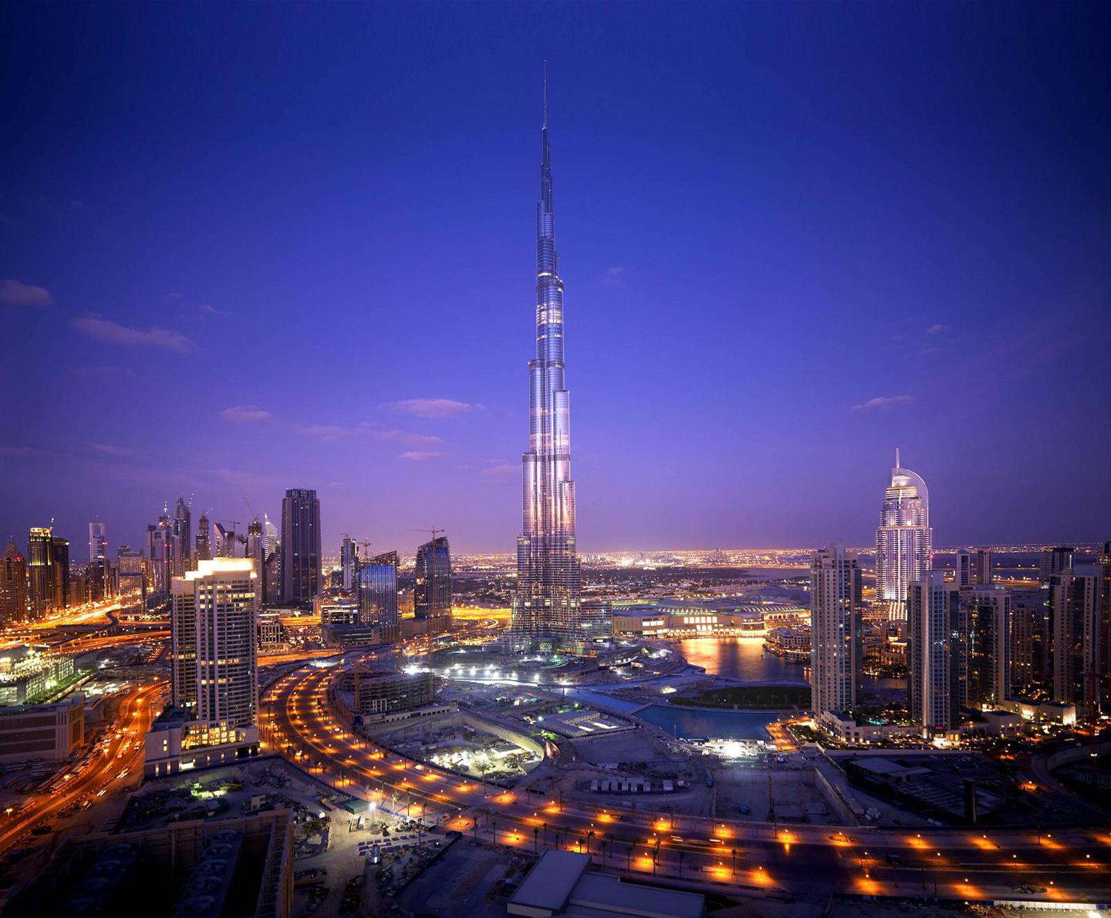 Burj Dubai (Burj Khalifa)