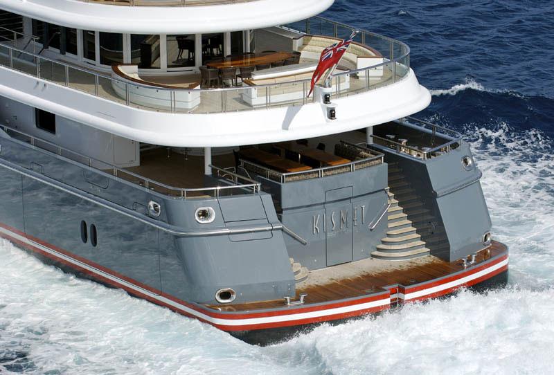 Jaguars Owner Shahid Khans Kismet Yacht Up For Grabs At 112 Million EXtravaganzi