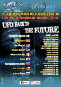 "JACK SARFATTI INTERVERRÀ ALL'EVENTO ""UFO: BACK TO THE FUTURE"""
