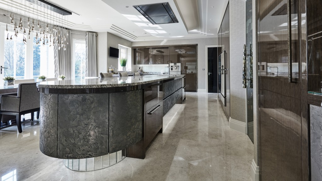 Luxury Kitchen Design 2017