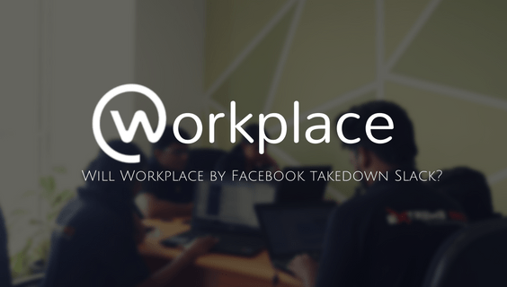 Facebook @ workplace