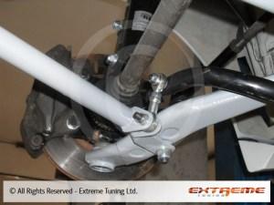 Lancia Delta Integrale  Suspension   Sport exhausts   Exhaust manifolds   Sport exhaust systems