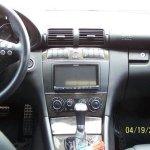 2007 Mercedes C230 Navigation