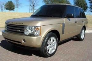 2004 Range Rover
