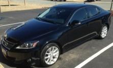 Lexus Window Tint