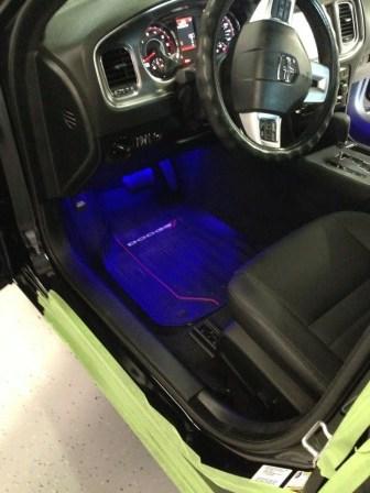 Dodge Charger Interior Lighting-1
