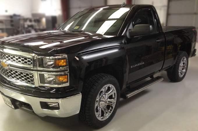 Silverado Truck Accessories