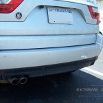 Mechanicsville BMW X3 Backup Safety