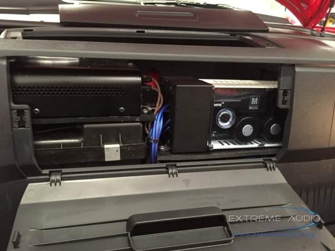 Boxster Audio