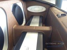Camaro Z28 show-quality audio system