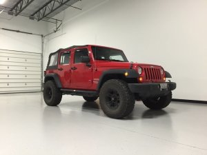 Jeep Wrangler Audio And Wheels