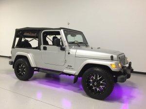 Jeep Wrangler Multimedia System