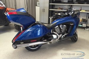 2016 Victory Vision motorcycle