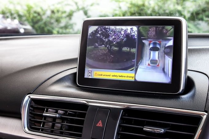 Blind Spot And 360 Degree Camera Systems Richmond