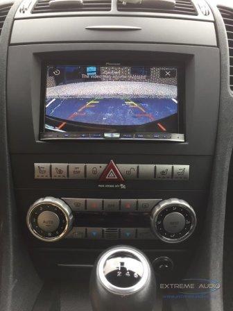 Mercedes SLK350 Stereo
