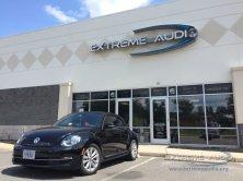 VW Beetle Backup Camera