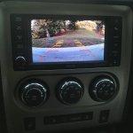 Challenger Backup Camera