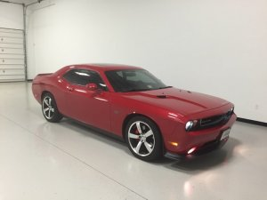 Backup Safety Camera for Lynchburg Client's 2012 Dodge Challenger
